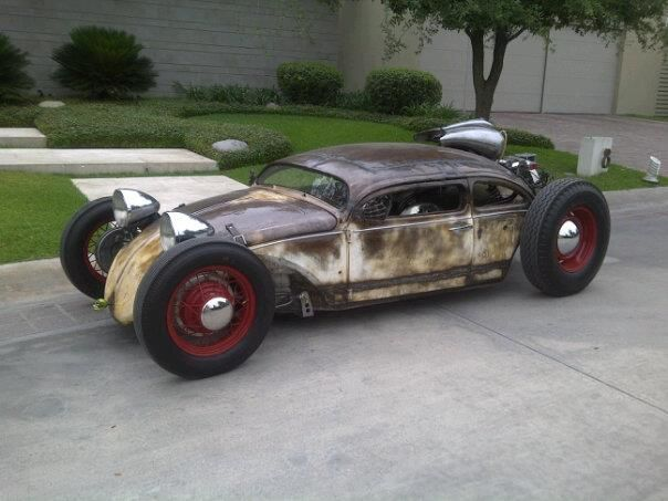 Rat Rod VW powered
