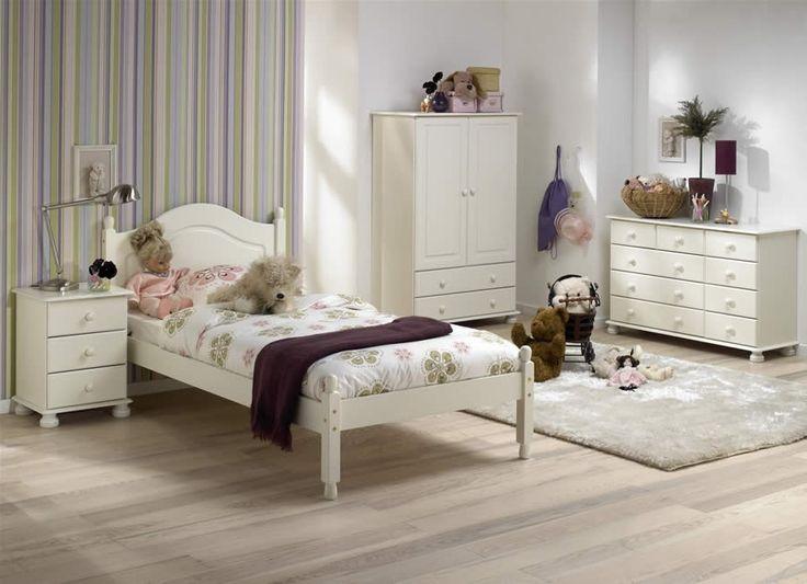 Steens Richmond White Carlton Bed Ft Low End Bedroom Furniture. 59 best Kids Bedroom Ideas images on Pinterest   Kid bedrooms