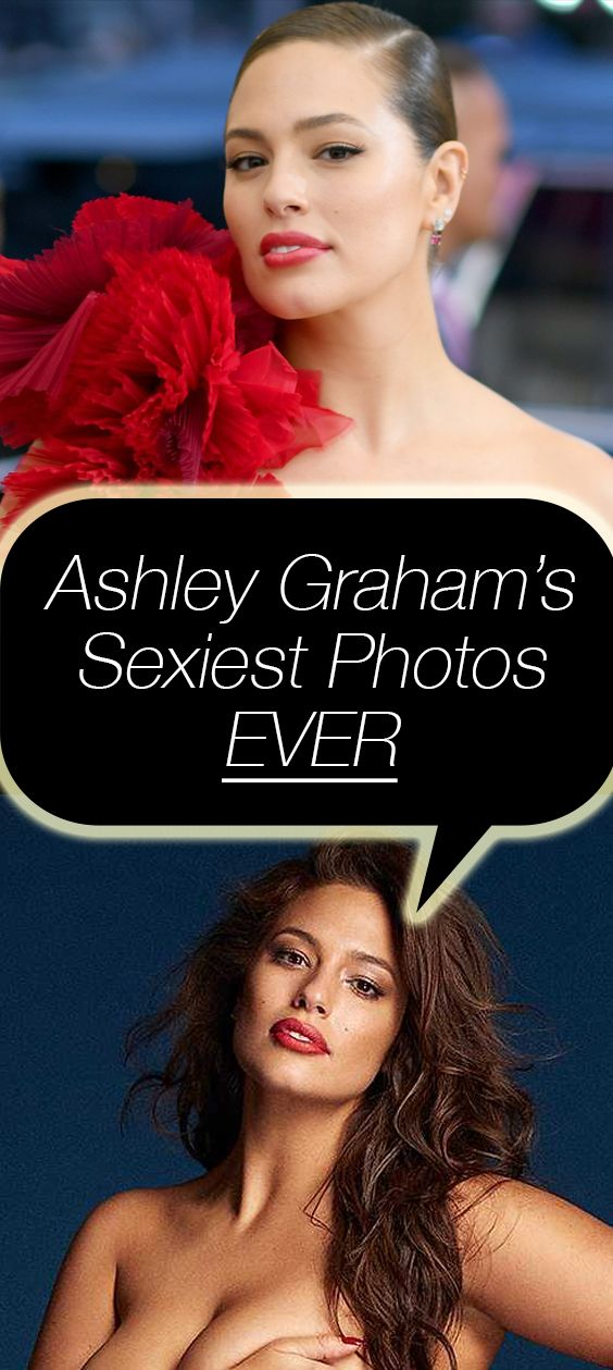 Ashley Graham's style can be summed up in one word: SEXY. We combed her career and Instagram to find the 54 sexiest photos every taken of the first mainstream plus-size model. Click above to see them all.