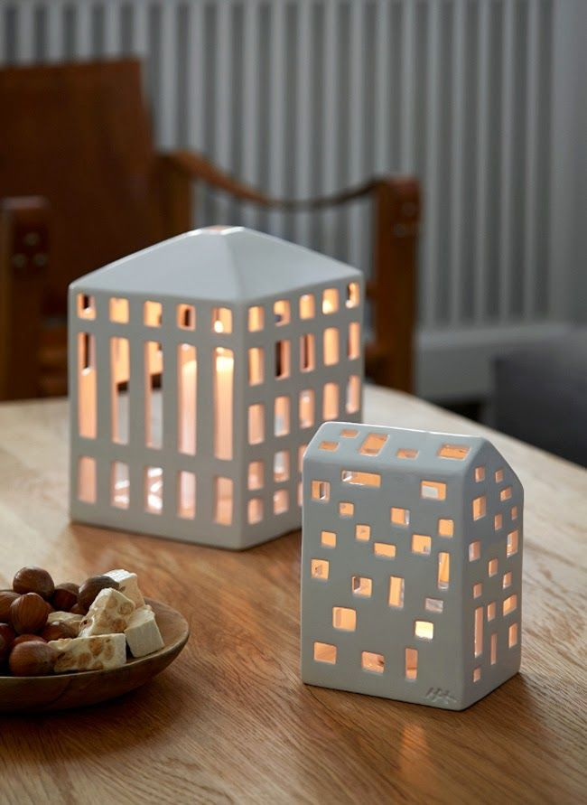 Kähler | Urbania lanterns.