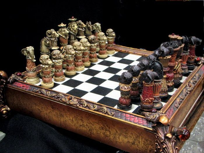 Cool Chess Boards Discussions