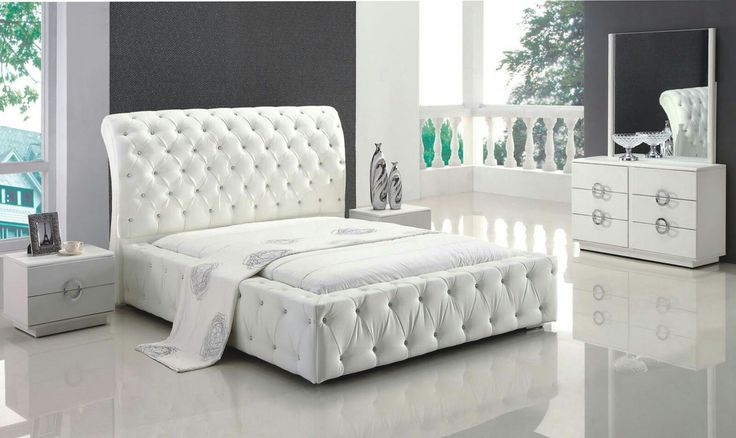 Modern Bedroom Furniture For Less   The Bedroom Is A Manu0027s Private  Sanctuary, Where He Or She Spends One Third Of The Complet
