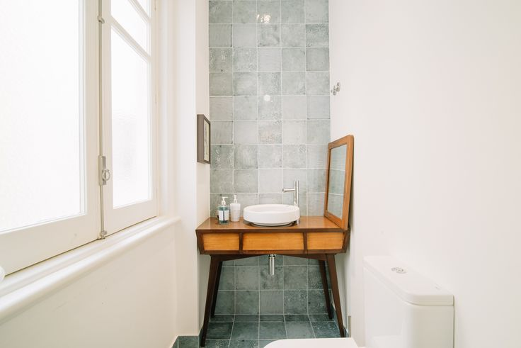 HomeLovers: small bathroom