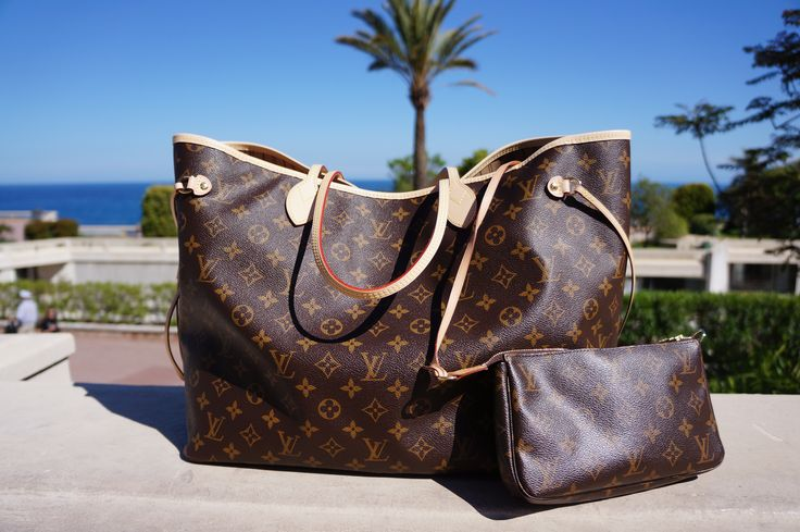 Louis Vuitton Neverfull GM Monogram & Pochette Monogram
