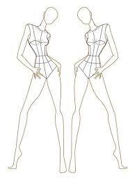 figure drawing for fashion design - Αναζήτηση Google