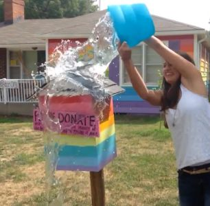@Equality_House has released an ALS ice bucket challenge video in response to the Westboro Baptist Church.