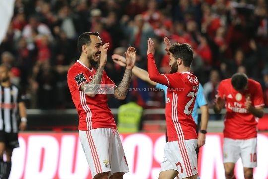 Premier League 2016/17: SL Benfica v CD Nacional