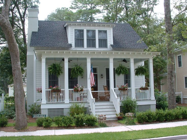 The wiggins street cottage by allison ramsey architects for Beaufort sc architects