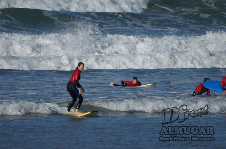 Dfrost Almugar Surf & Yoga House, Morocco SURFING