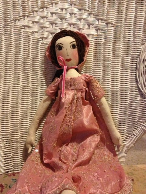 Another edwardian style doll