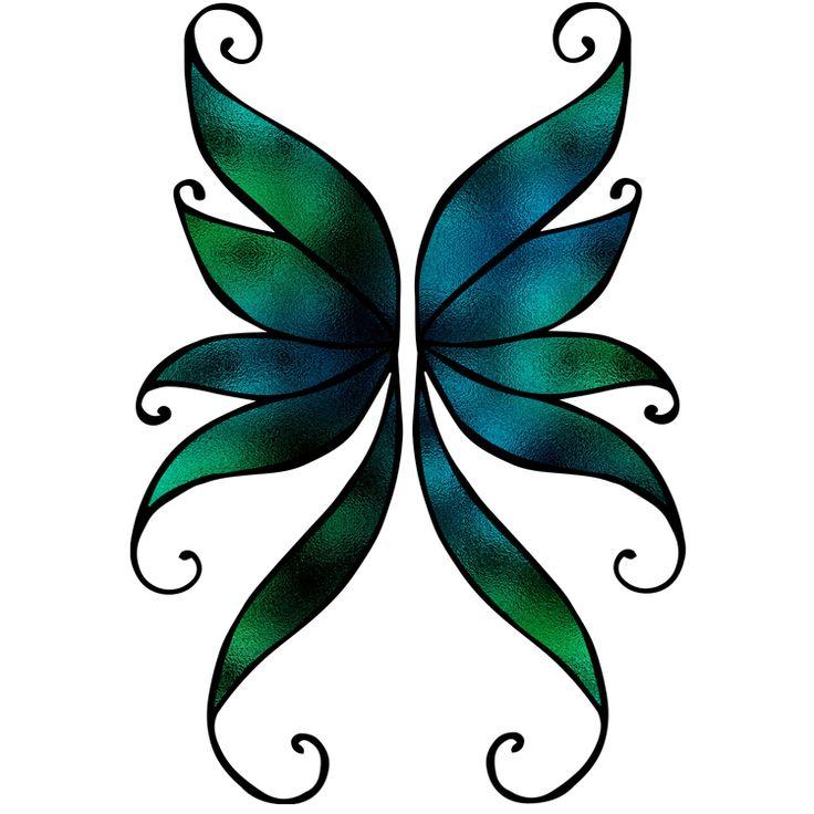 Wings Temporary Tattoos #688