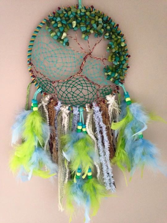7 Quot Summer Tree Of Life Dream Catcher Available On Ebay
