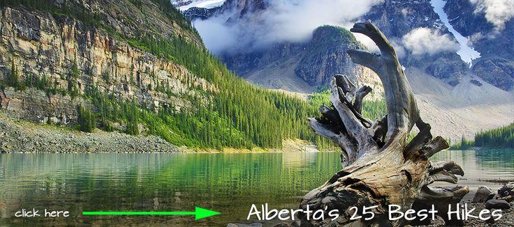 Alberta's 25 Best Hikes