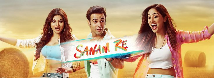 Sanam Re Romantic Indian Torrent Movie Download with Updated Torrent Link