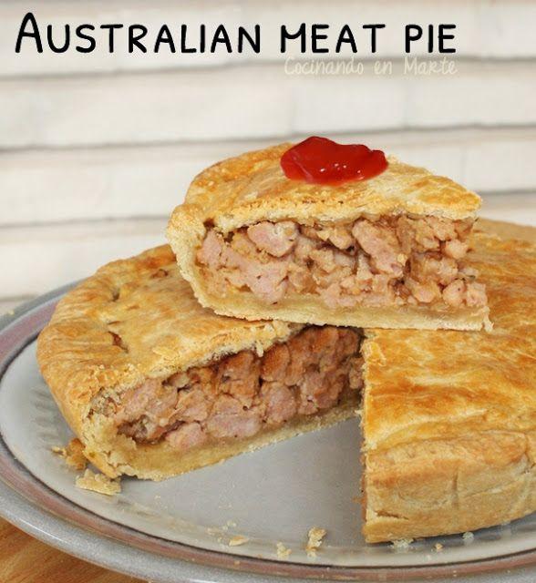 #Australian #Meat Pie {#pastel de carne australiano}
