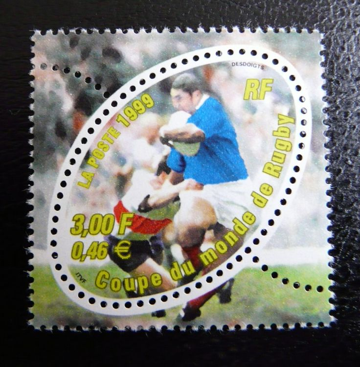 France 1999 - For more #rugby collectables check out my blog: http://www.rocky-rugby.com/
