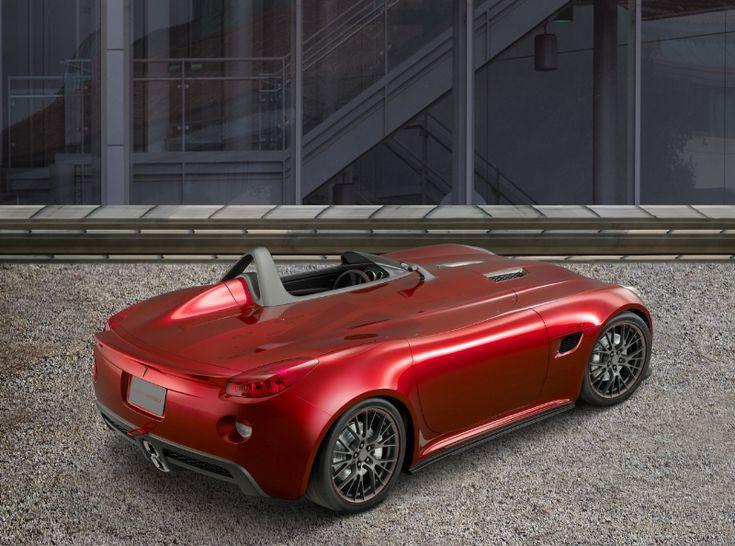 2007 Pontiac Solstice SD 290 Concept Image