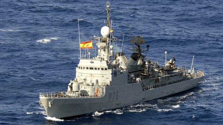 ICYMI: Una patrulla de la Marina británica expulsa de Gibraltar a un buque militar español