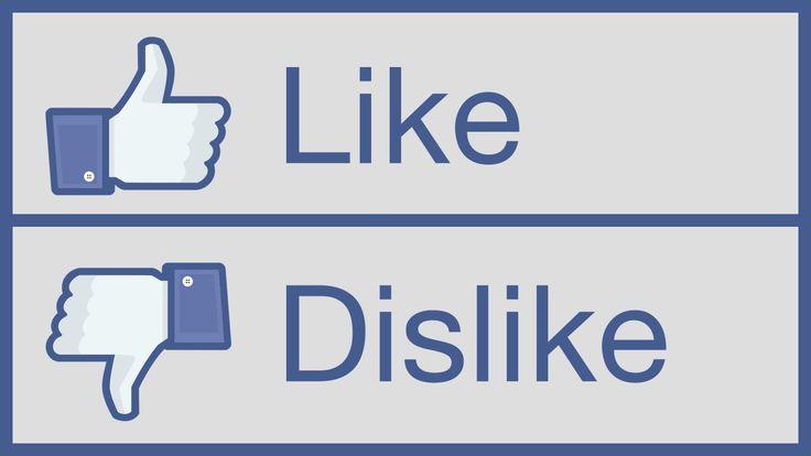"""Facebook al lavoro sul pulsante """"Non Mi Piace"""" - Italiamac"""