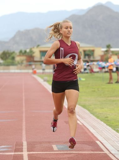 2017 Scrapbook (compliments of the Desert Sun) - Track and Field