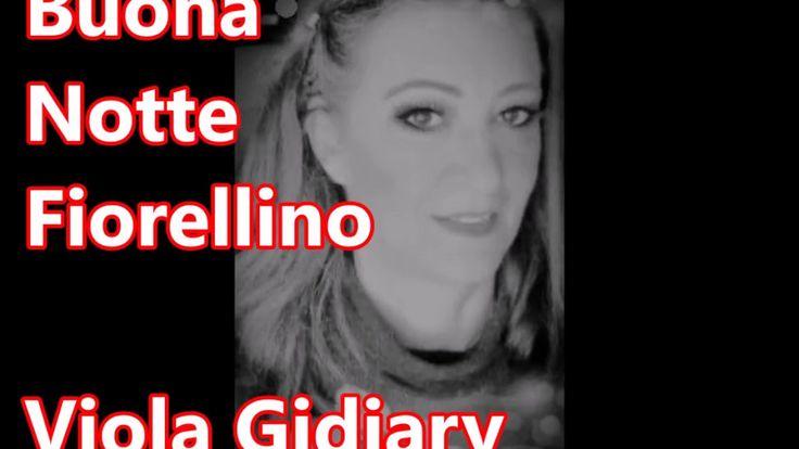 BUONANOTTE FIORELLINO -  Viola Gidjary  (cover)