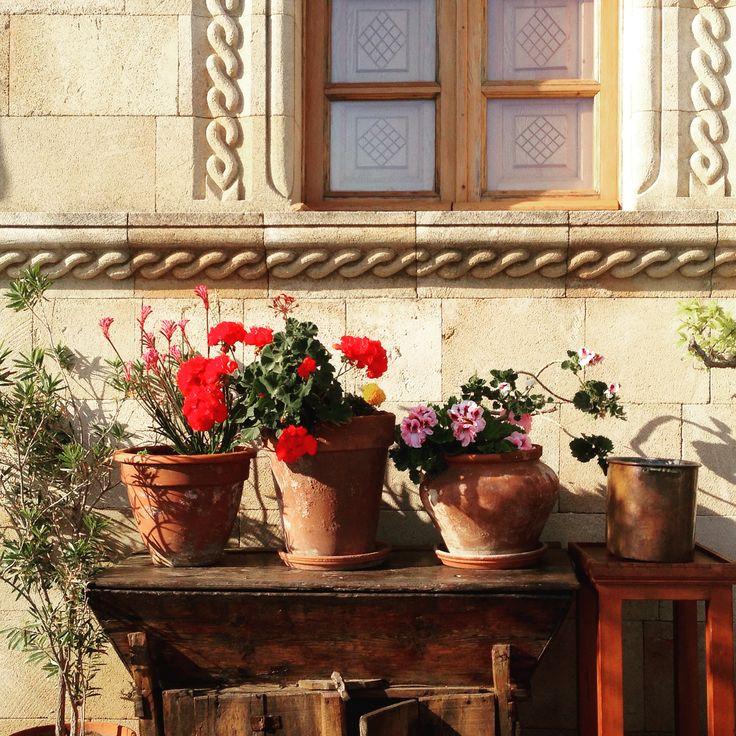 little corner at Melenos Lindos Exclusive Suites
