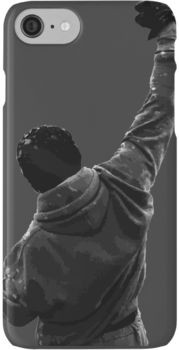 Never give UP! Rocky Balboa iPhone 7 Cases