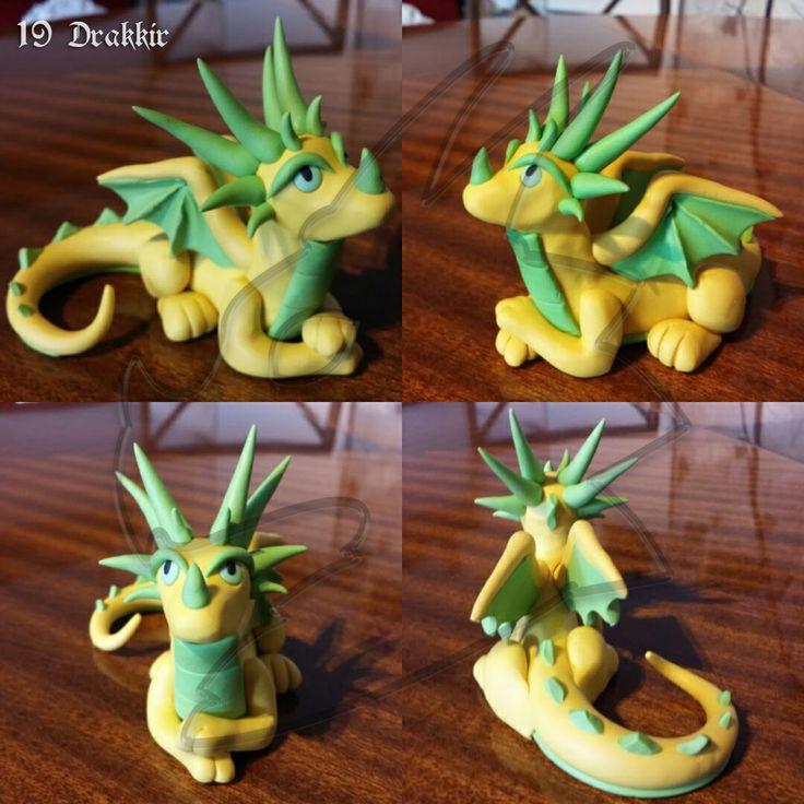 Dragon 19, by Tanli.