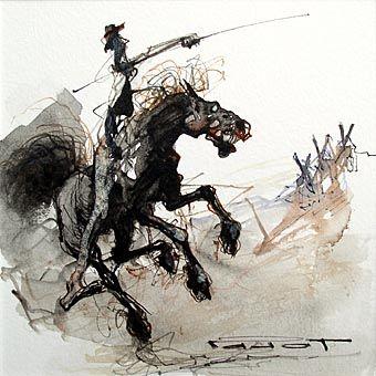 Oeuvres inspirées par Don Quichotte de Cervantès