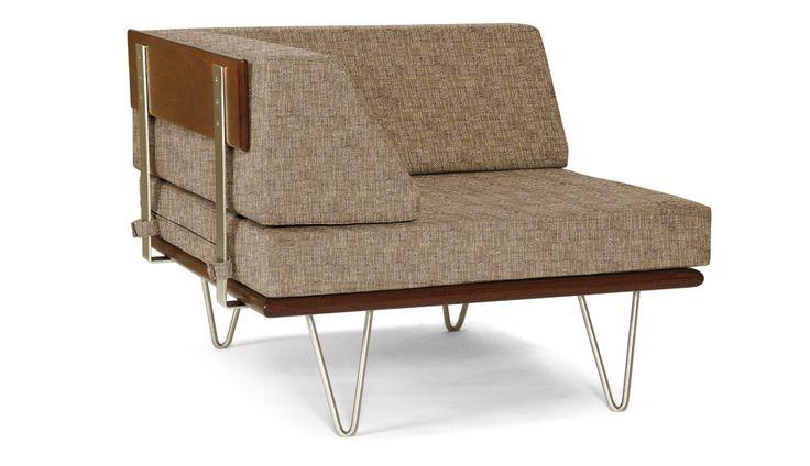 Modernica Sofa Daybed Vleg - Quasi Modo Modern Furniture ...