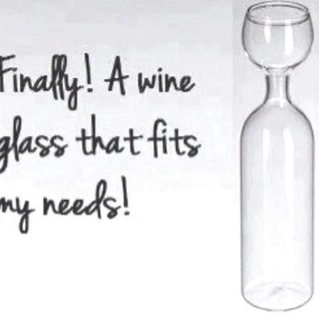 bahaha: Idea, Glasses, Wine Glass, Funny Stuff, Things, Products, Wineglass
