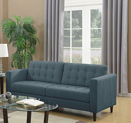MYCO Furniture Leila Denim Sofa *** Check out this great product. (This is an affiliate link and I receive a commission for the sales)