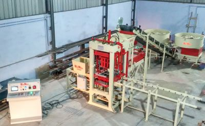 Hardic Engineering is widely recognized for manufacturing fly ash brick making machine in Odhav, Ahmedabad, India.   We are manufacturing different models of fly ash brick making machine which ic mainly used in construction.