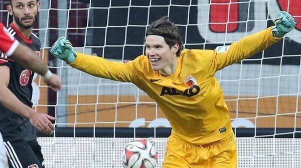 Augsburg vs Bayer Leverkusen • Niesamowity gol bramkarza w ostatniej minucie meczu • Marwin Hitz zdobył gola w Bundeslidze • Zobacz >>