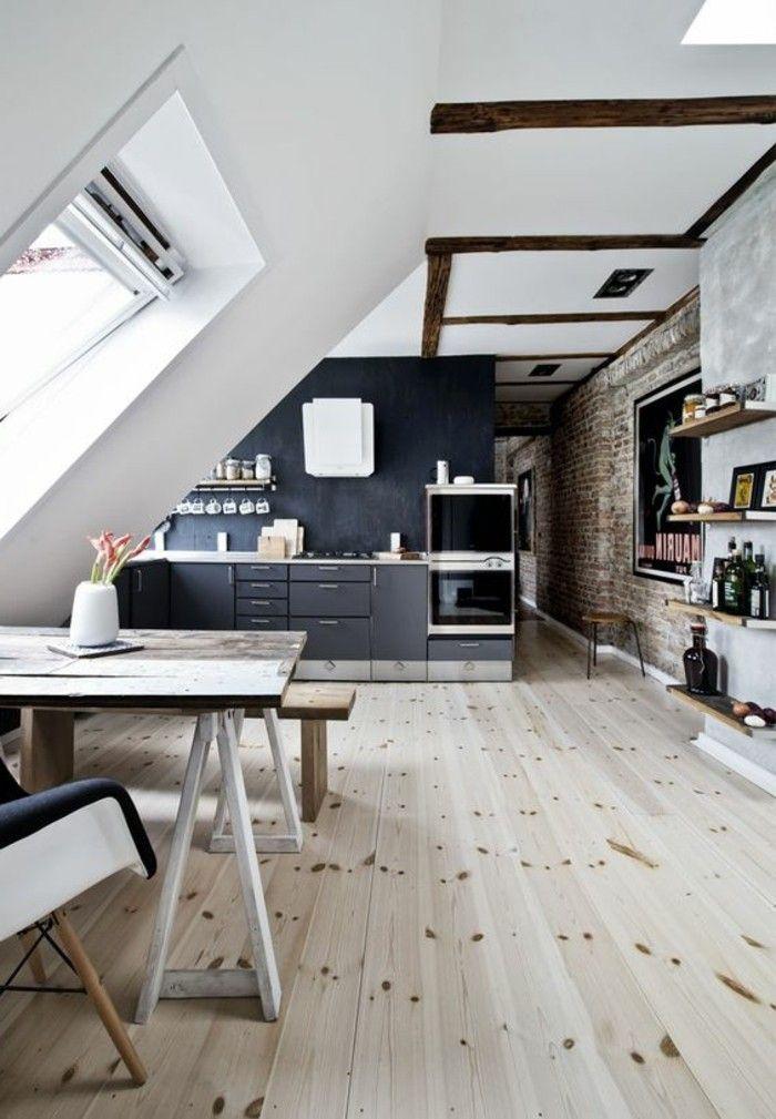 1000 id es sur le th me placard sous pente sur pinterest dressing sous pente placard et combles. Black Bedroom Furniture Sets. Home Design Ideas