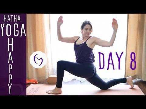 Day 8 Hatha Yoga Happiness: Clean out the Fridge with