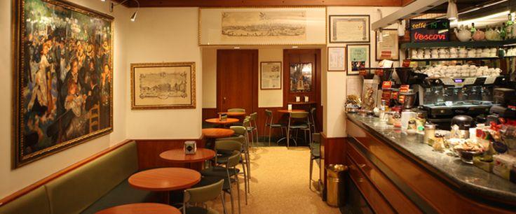 | Caffè Pigafetta: degustazione e vendita di caffè e tè pregiati dal 1976
