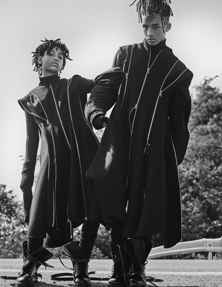 You know what...I FUX WT THEM- Slideshow - Willow and Jaden - Interview Magazine