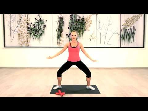 Grand Plie - Lady FIT Home Edition DVD - YouTube