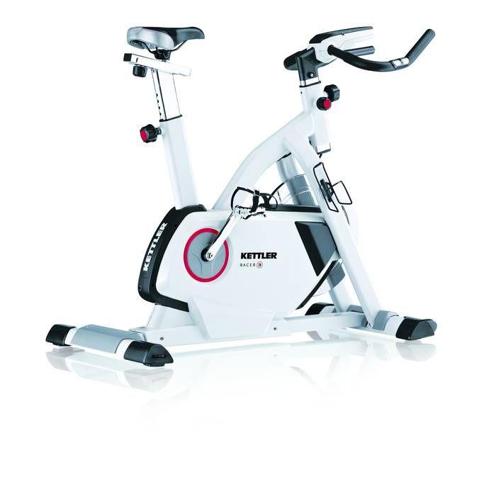Bicicleta Spinning & Ciclo Indoor Kettler Racer 3 #bicicletaspinning