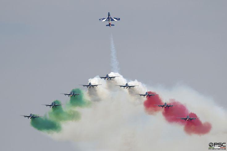 PAN Frecce Tricolori 2017 - Bellaria Igea Marina Air Show 34797384590_f5068ee6b8_o