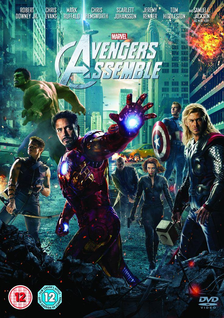 Marvel's Avengers Assemble [DVD]