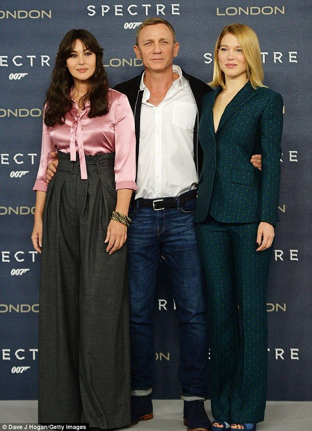 49 best 007 images on Pinterest | Bond girls, Monica bellucci and ...
