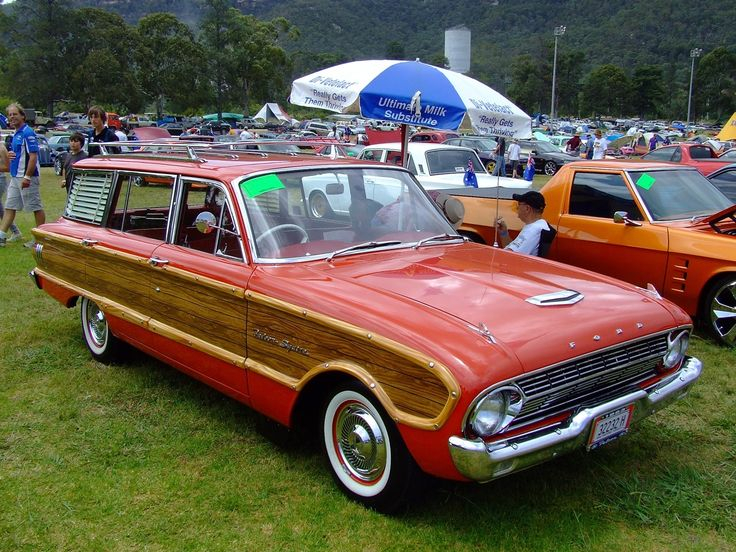 1963 Ford Falcon Country Squire Maintenance/restoration of old/vintage vehicles: the material for new cogs/casters/gears/pads could be cast polyamide which I (Cast polyamide) can produce. My contact: tatjana.alic@windowslive.com