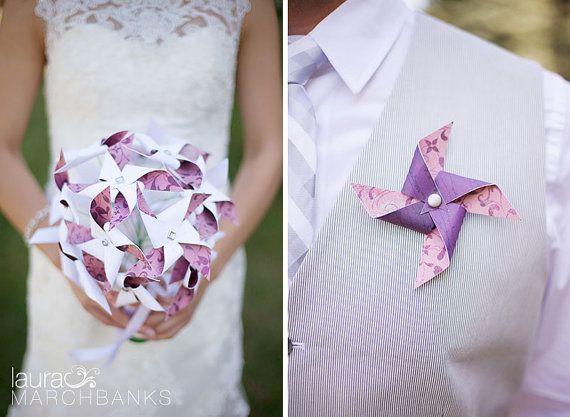 pinwheel   http://www.etsy.com/listing/93993782/custom-pinwheel-bouquet-and-pinwheel?ref=v1_other_1