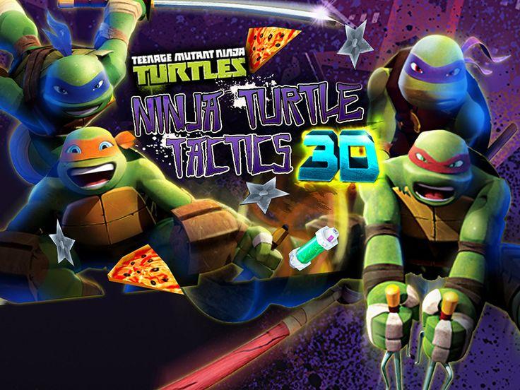 tmnt games free online