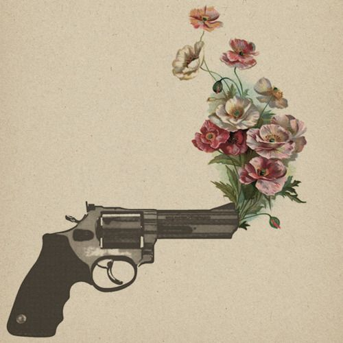 get tatted up:   what's done is done and life is a gun