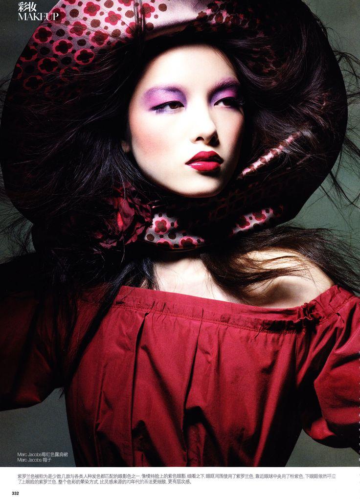 ☆ Fei Fei Sun   Photography by Raymond Meier   For Vogue Magazine China   March 2011 ☆ #Fei_Fei_Sun #Raymond_Meier #Vogue #2011