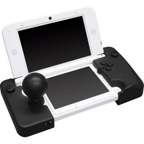 Cyber Gadget Selling Arcade Stick For #Nintendo #3DS XL, Targets Smash Bros Fans  #supersmashbros #ssb