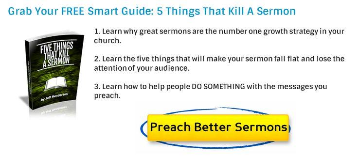 Looking Sermon Series Ideas?- A Year's Preaching -